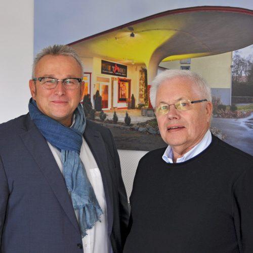 Jörg Müller and Johannes Lübbering