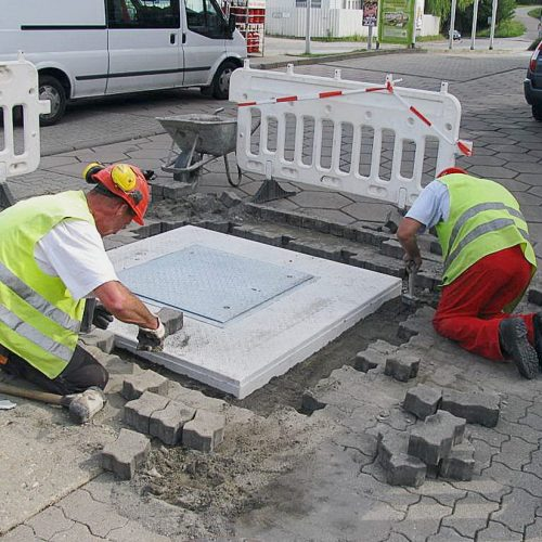 Exemples de travaux de construction
