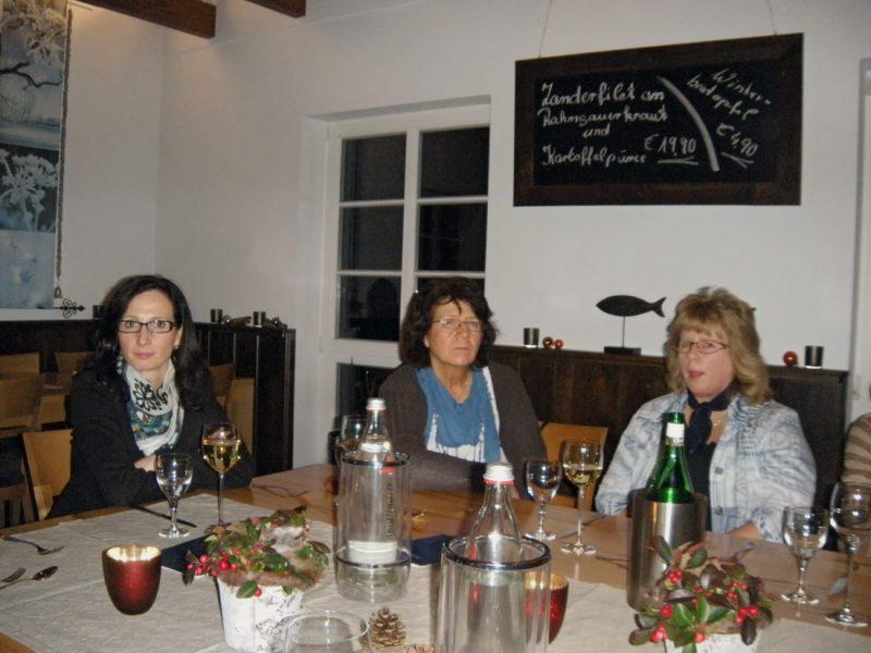 Repas de Noël 2011