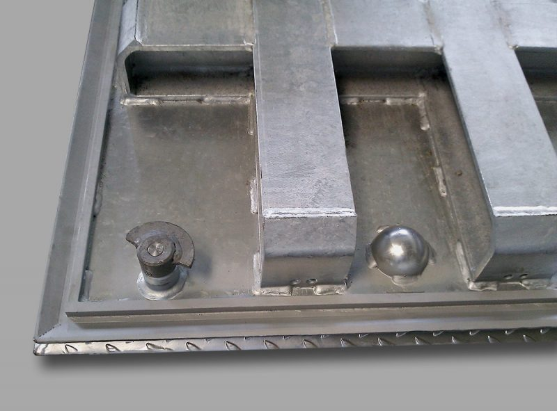 Shaft covers class F and E600kN