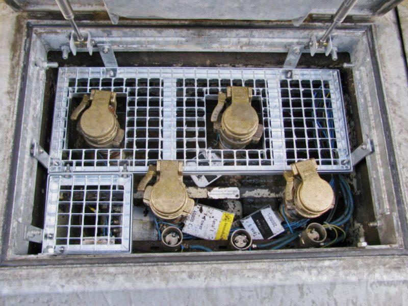 Trittschutz mit WAD III ES Sanierung