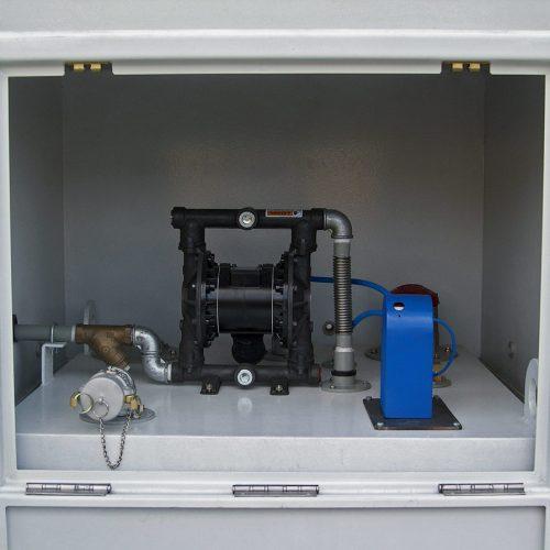 Pump cabinets