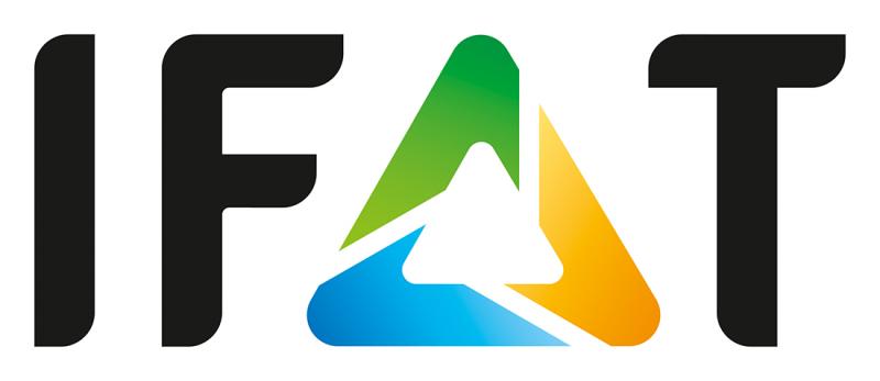 Logo of IFAT 2018