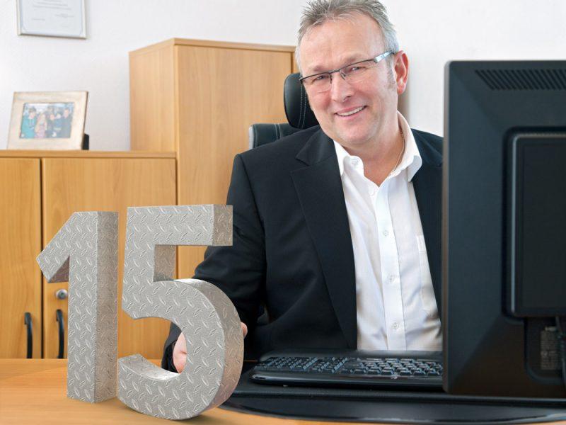 Geschäftsführer Jörg Müller