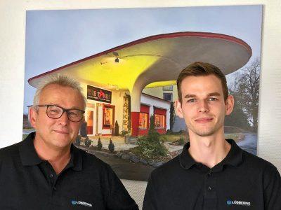 Jörg und Max Müller