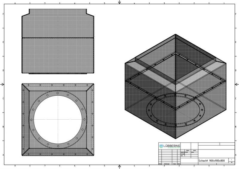 Redevelopment dome shaft - draft I