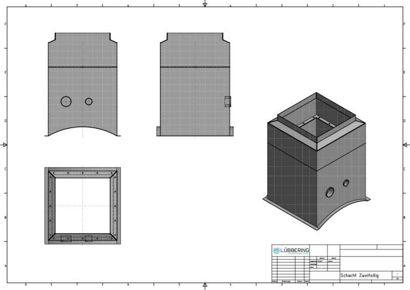 Redevelopment dome shaft - draft II
