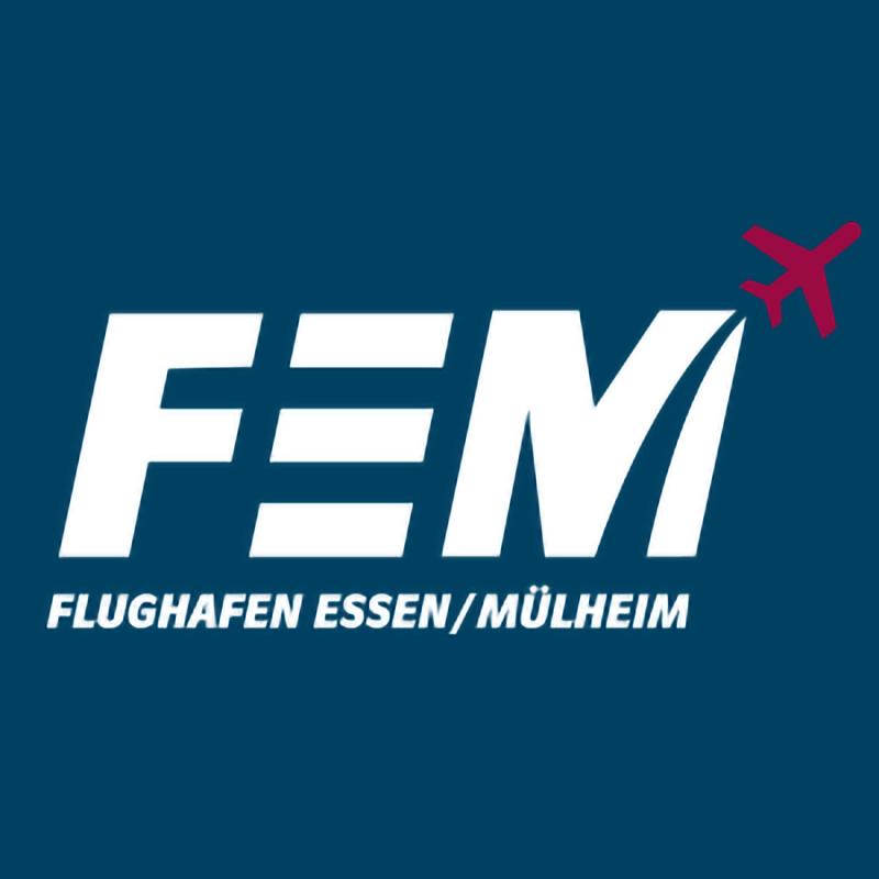 Logo Flughafen Essen-Mülheim