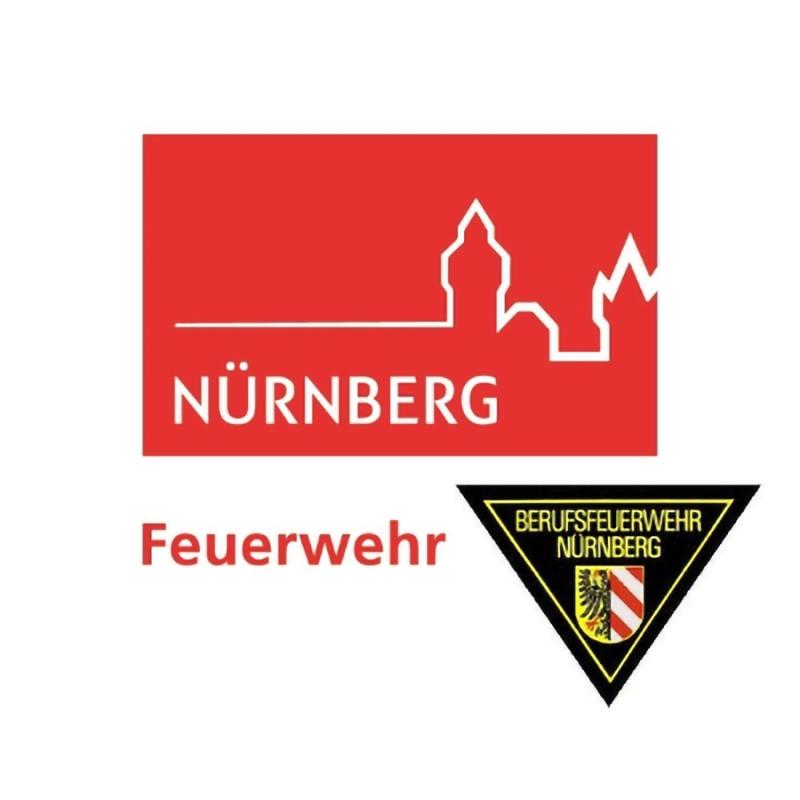 Logo Feuerwehr Nürnberg
