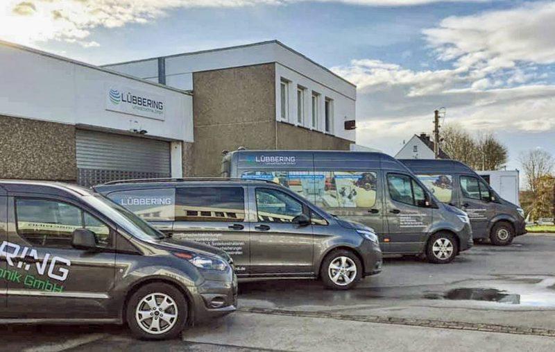Vehicle fleet 2020