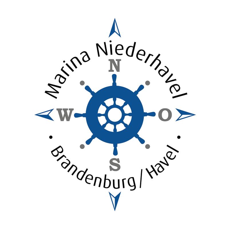 Logo Marina Niederhavel