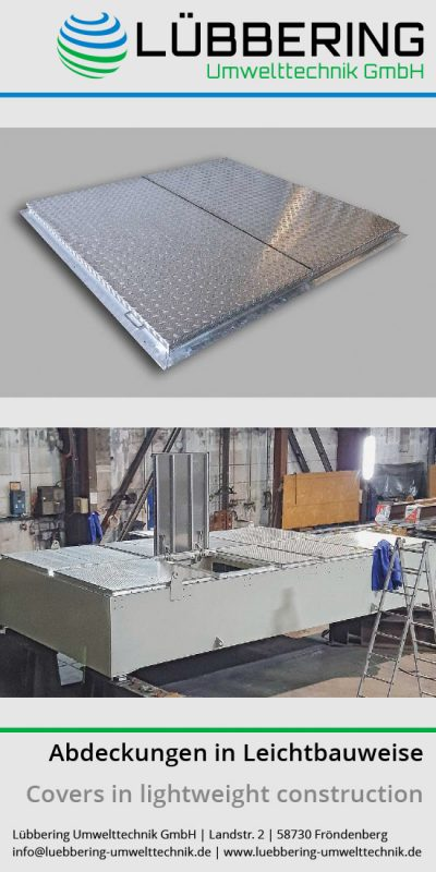 Flyer - Covers in lightweight construction